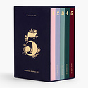Rifle Paper Co - RP Rifle Paper Co - 5 Year Keepsake Journal, Set of 5