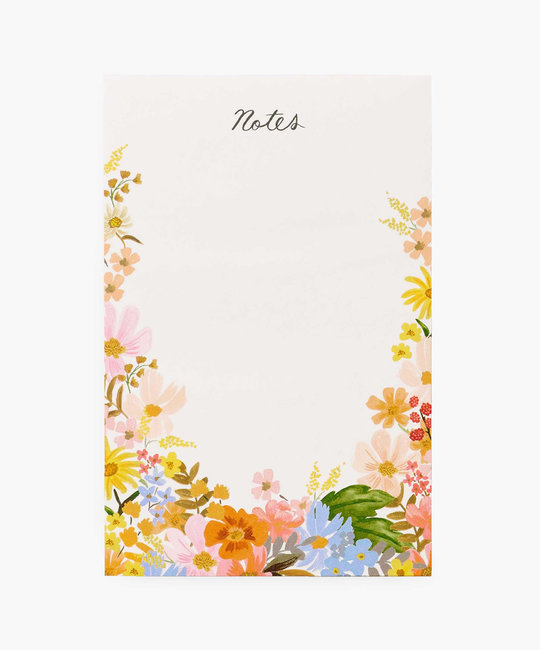 Rifle Paper Co - RP Rifle Paper Co - Marguerite Notepad