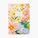 Rifle Paper Co - RP Rifle Paper Co - Marguerite Stitched Notebooks, Set of 3