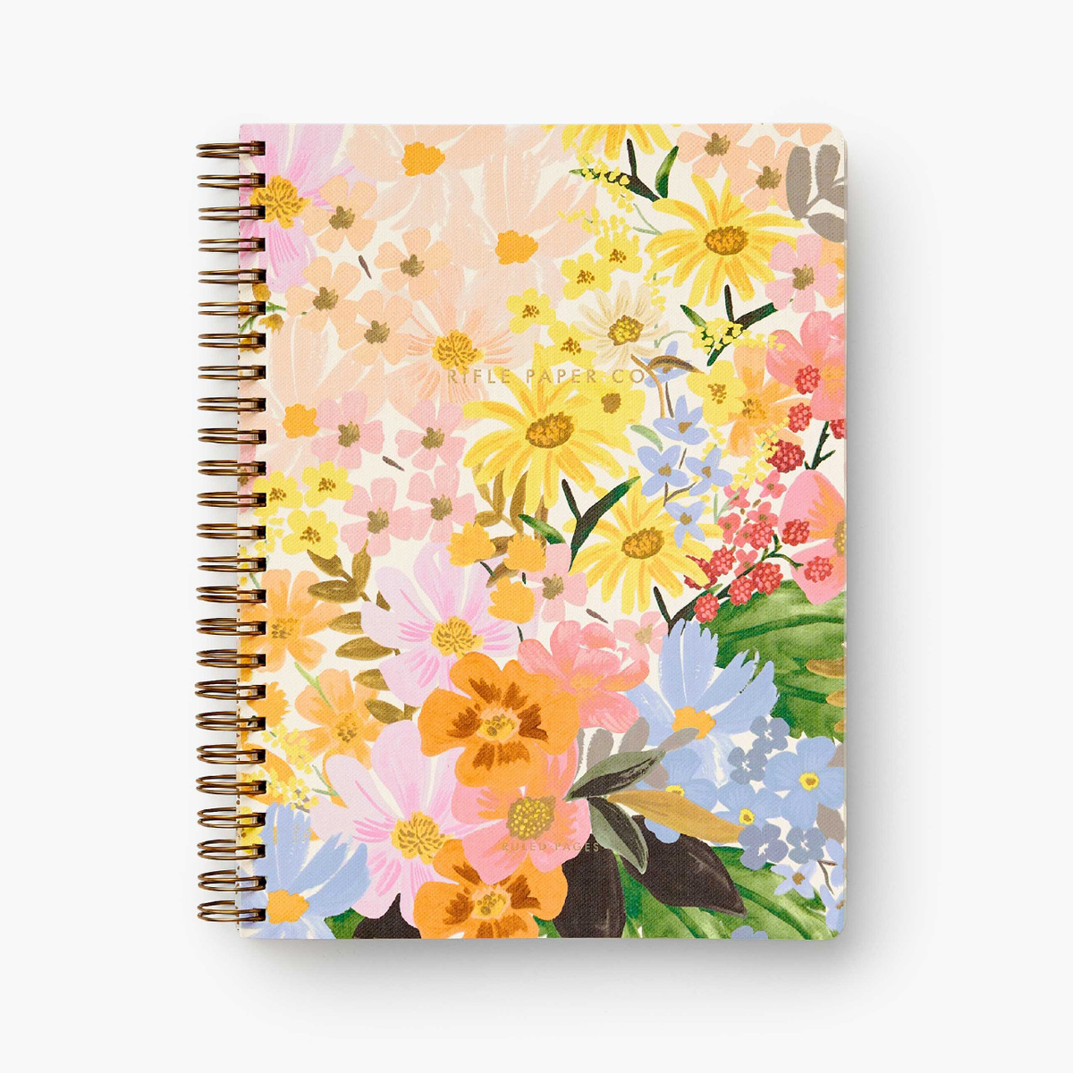 Rifle Paper Co - RP Rifle Paper Co - Marguerite Spiral Lined Notebook