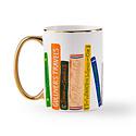 Rifle Paper Co - RP Rifle Paper Co - Book Club Mug