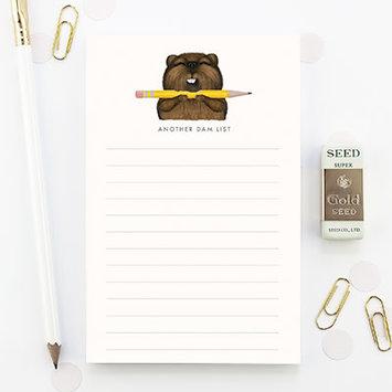 Dear Hancock - DH DH NP - Another Dam List Notepad