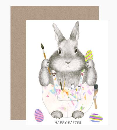 Dear Hancock - DH Easter Egg Painting