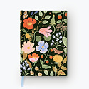 Rifle Paper Co - RP Rifle Paper Co - Strawberry Fields Fabric Journal, Lined