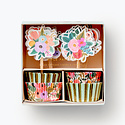 Rifle Paper Co - RP Rifle Paper Co - Garden Party Cupcake Kit