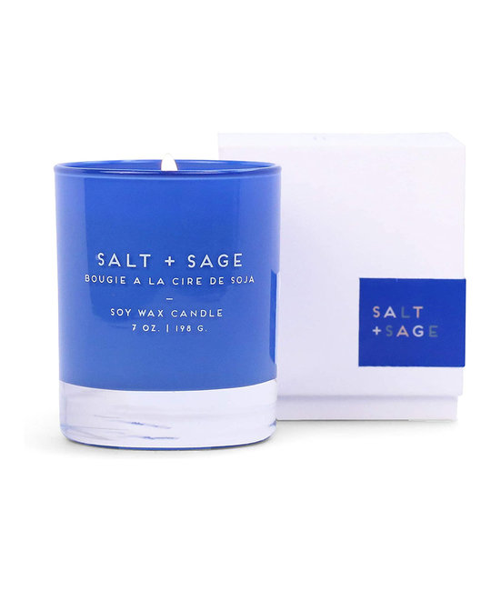 Paddywax - PA Paddywax - Large Salt + Sage Statement Candle