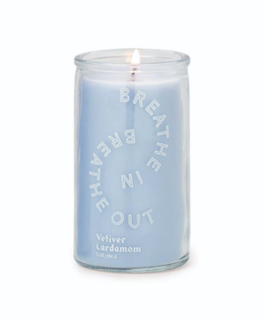 Paddywax - PA Vetiver Cardamom Breathe Candle