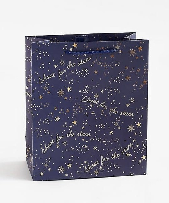 Waste Not Paper - WN Shoot For The Stars Medium Bag