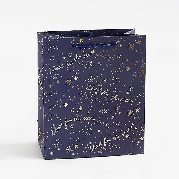 Waste Not Paper - WN Shoot For The Stars Medium Bag