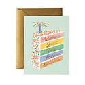 Rifle Paper Co - RP Rifle Paper Co - Cake Slice Birthday Card