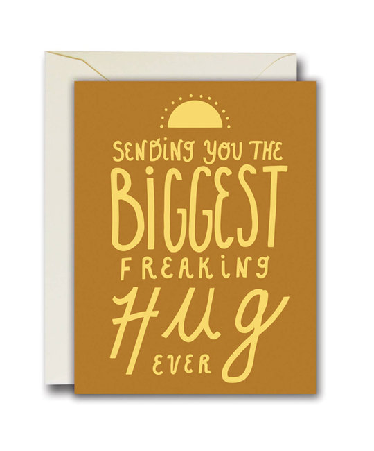 The Rainbow Vision - TRV Biggest Hug Ever