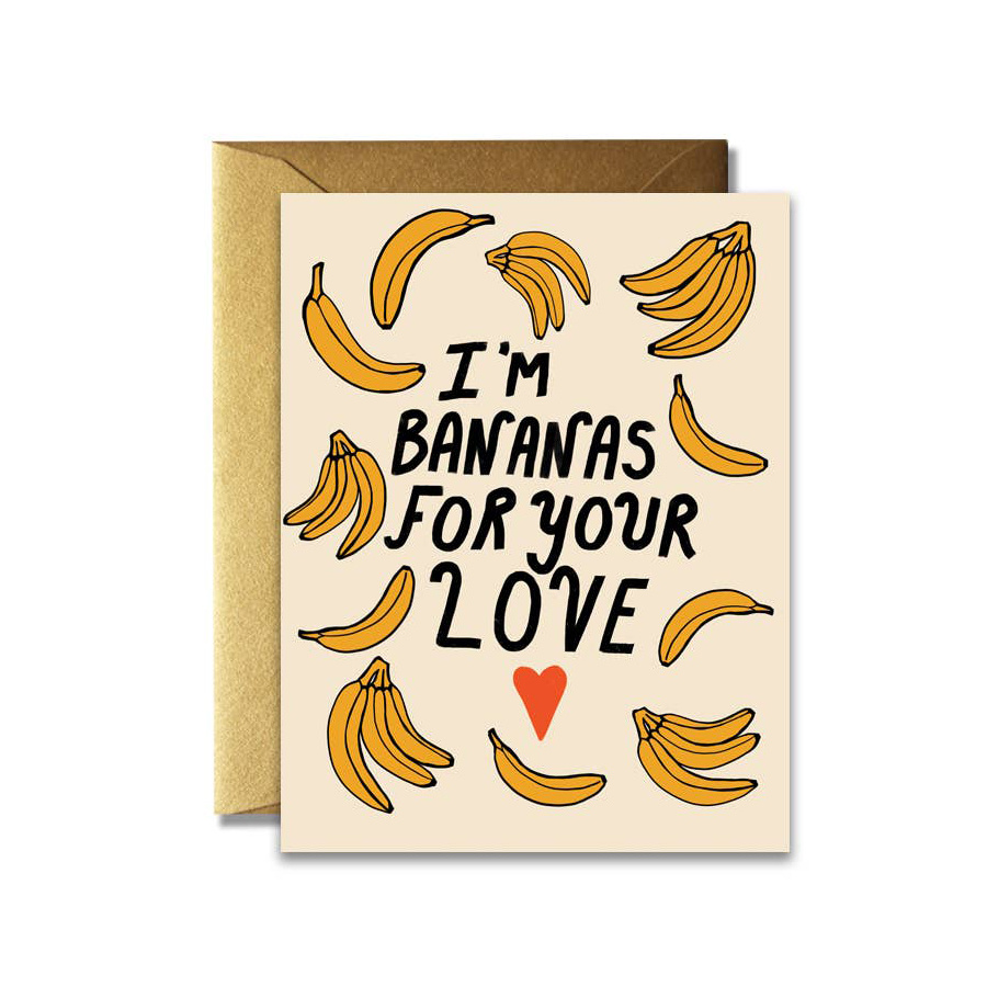The Rainbow Vision - TRV Bananas for your Love