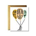 The Rainbow Vision - TRV Happy Birthday Balloons
