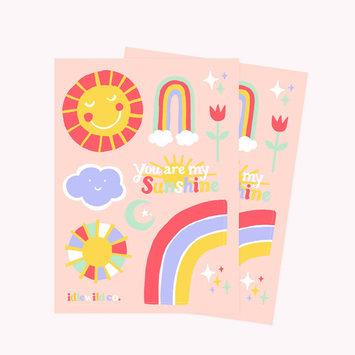 Idlewild Co - ID Idlewild - Sunshine Stickers (2 Sheets)