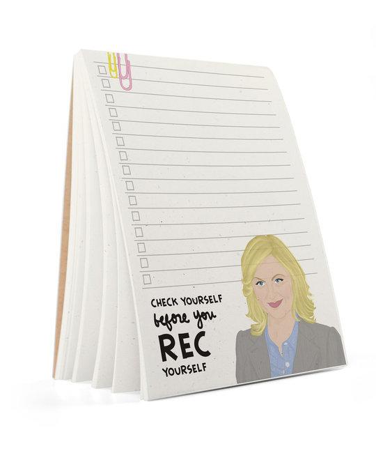 Tay Ham - TH Leslie Knope Notepad