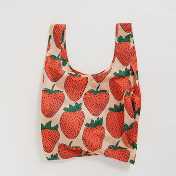 Baggu - BA Baggu -  Strawberry Reusable Bag