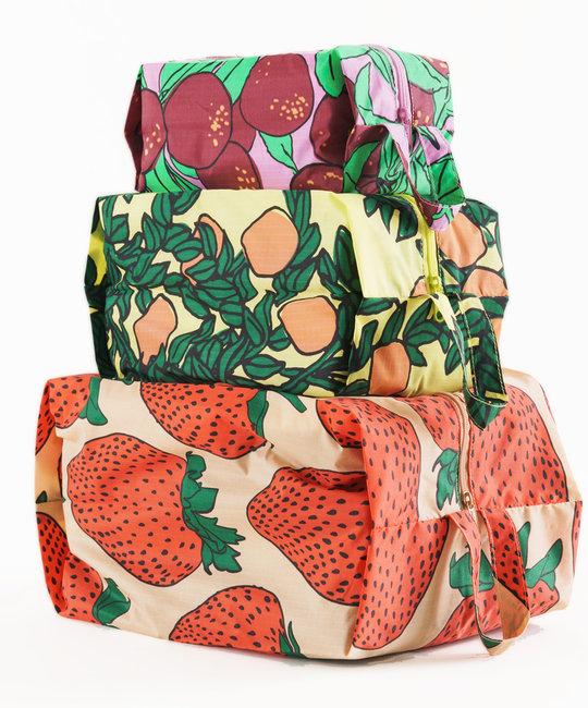 Baggu - BA Baggu - Backyard Fruit 3D Zip Pouch Set