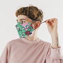 Baggu - BA Baggu - Backyard Fruit Adjustable Mask,