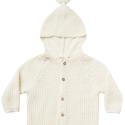 Rylee + Cru - RC Ivory Tassel Baby Cardigan