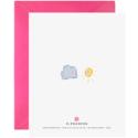E. Frances Paper Studio - EF EFGCLO0014 - Hot Air Balloon Love