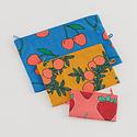 Baggu - BA Baggu - Backyard Fruit Go Pouch Set of 3