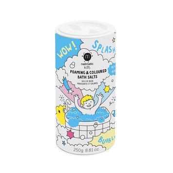 Nailmatic - NAI Nailmatic - Kids Foaming Bath Salts in Blue