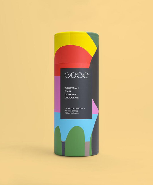 Coco Chocolatier Colombian Plain Drinking Chocolate