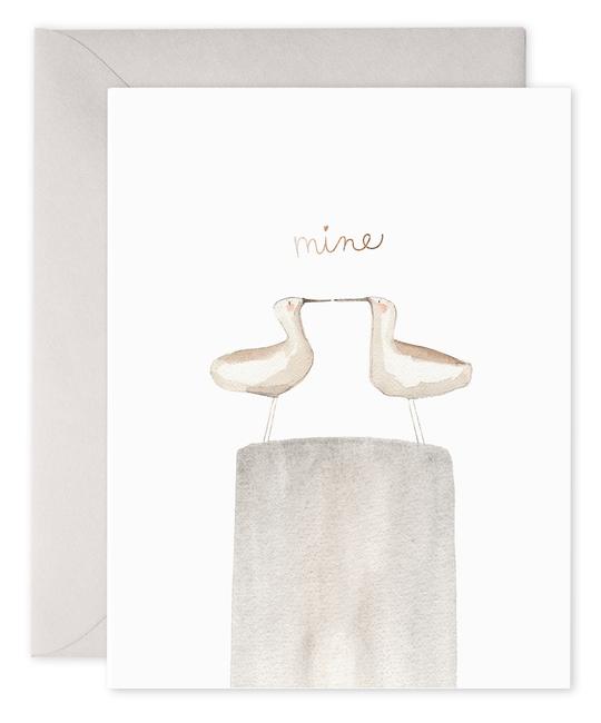 E. Frances Paper Studio - EF EFGCLO0018 - Seagull Love (Mine)