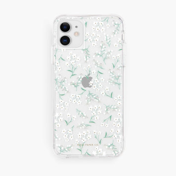 Rifle Paper Co - RP Rifle Paper Co - Embellished Petite Fleurs iPhone Case