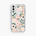 Rifle Paper Co - RP Rifle Paper Co - Clear Wildflowers iPhone Case
