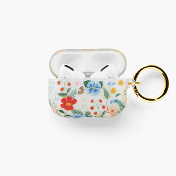 Rifle Paper Co - RP Rifle Paper Co -  Strawberry Fields AirPod Pro Case