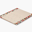 Rifle Paper Co - RP Rifle Paper Co - Rosa Meal Planner Notepad