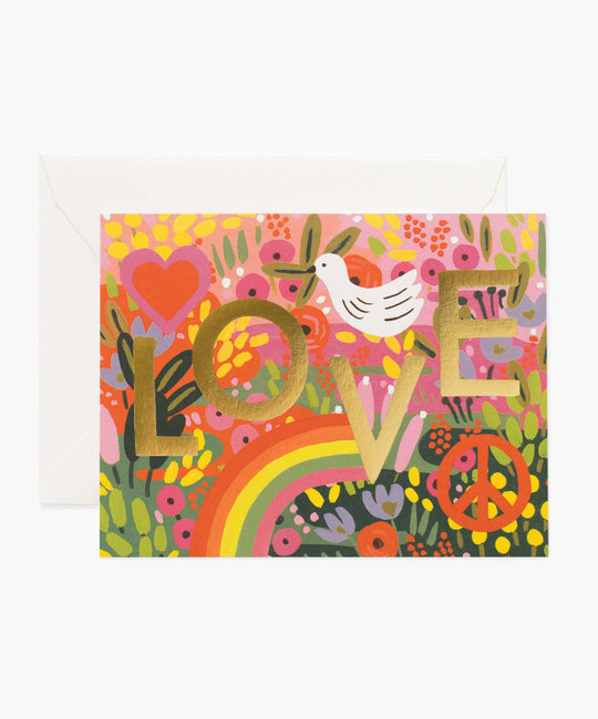 Rifle Paper Co - RP Rifle Paper Co - All You Need Is Love