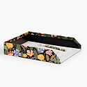 Rifle Paper Co - RP Rifle Paper Co - Strawberry Fields Letter Tray