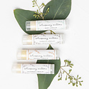 Whispering Willow Mint natural lip balm