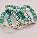 Mod Miss Jewelry - MM Adult Lucky Green Color Pop Bracelet