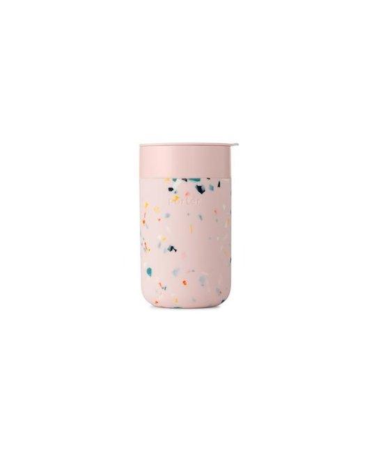 W&P Design - WP WP HG - Mug 16oz, Terrazzo Blush