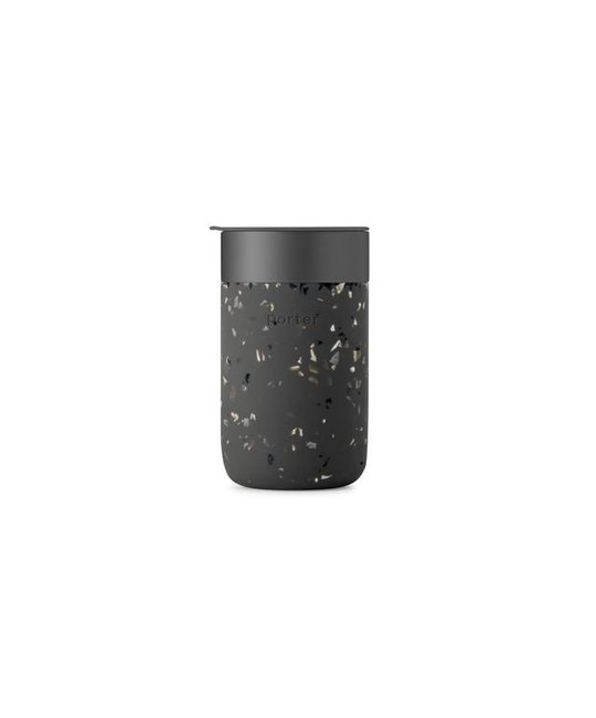 W&P Design - WP WP HG - Mug 16oz, Terrazzo Charcoal