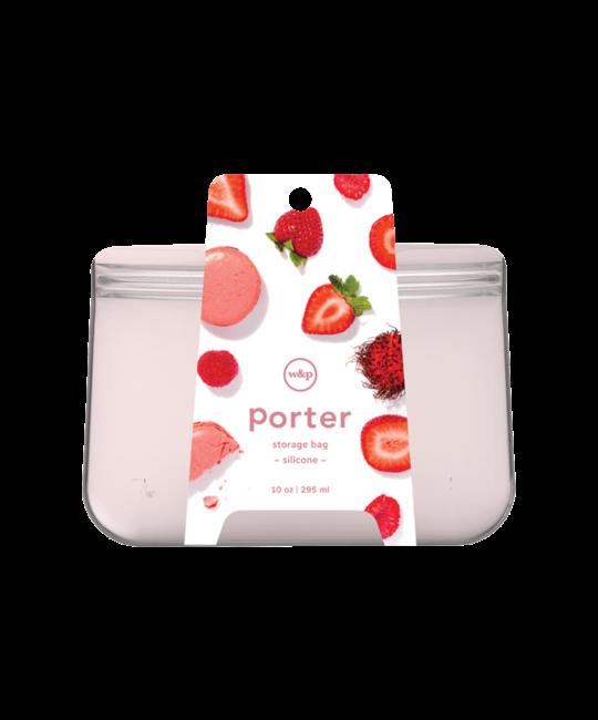 W&P Design - WP W&P - Porter Silicone Bag, 10oz Blush