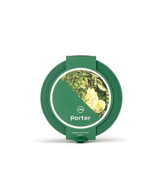 W&P Design - WP W&P - Green Plastic Porter Bowl