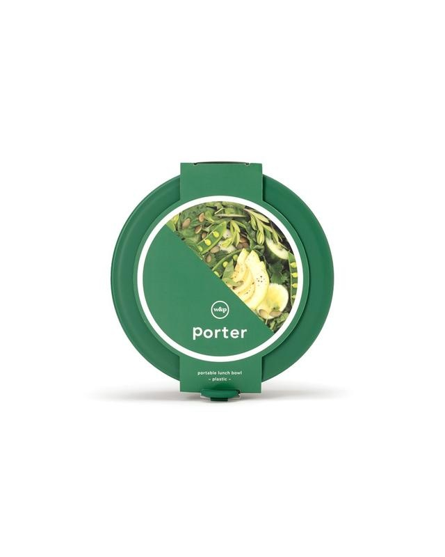W&P Design - WP WP HG - Green Plastic Porter Bowl