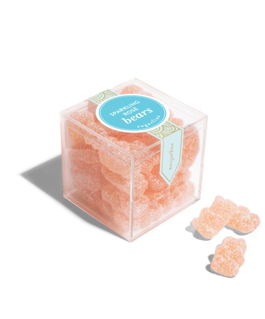 Sugarfina - SU SU FAD - Sparkling Rosé Bears Small Cube