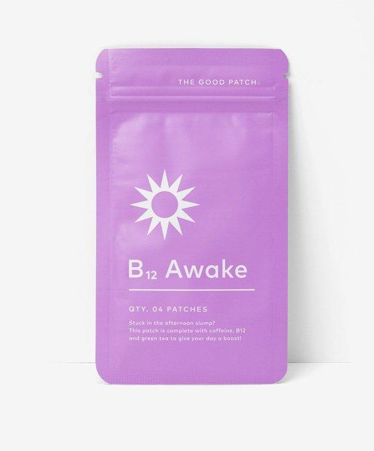 The Good Patch - TGP TGP AP - Single Plant Based B12 Awake Patch