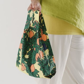 Baggu - BA BA BAG -  Orange Tree Baby Reusable Bag