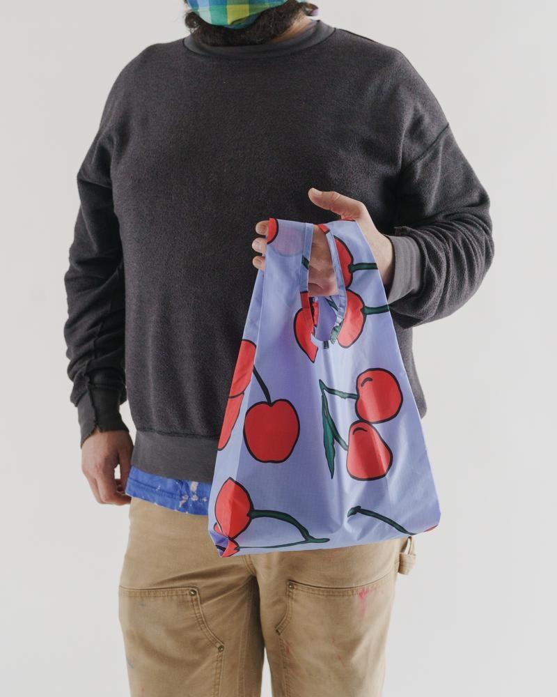 Baggu - BA BA BAG -  Big Cherry Baby Reusable Bag