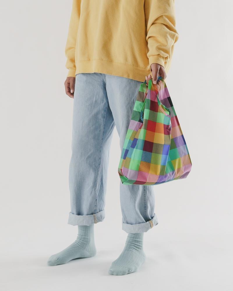 Baggu - BA BA BAG -  Madras No. 2 Baby Reusable Bag