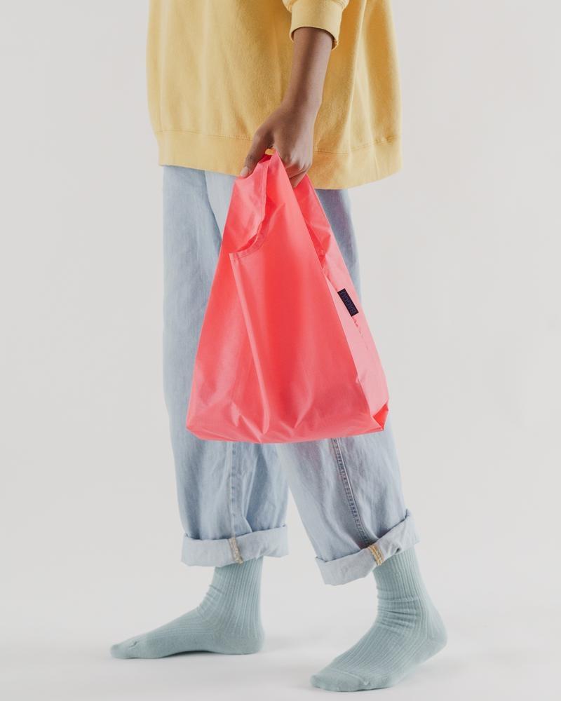 Baggu - BA BA BAG -  Watermelon Pink Baby Reusable Bag