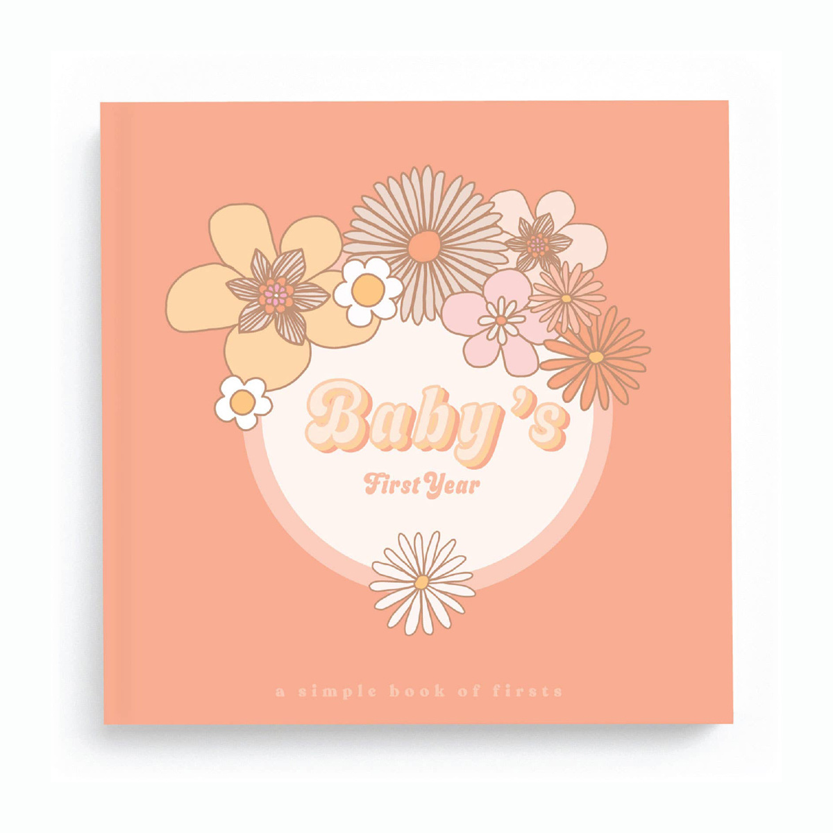 Lucy Darling - LUD Flower Child Memory Book