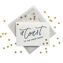 Ink Meets Paper - IMP Confetti- A Toast To The Happy Couple