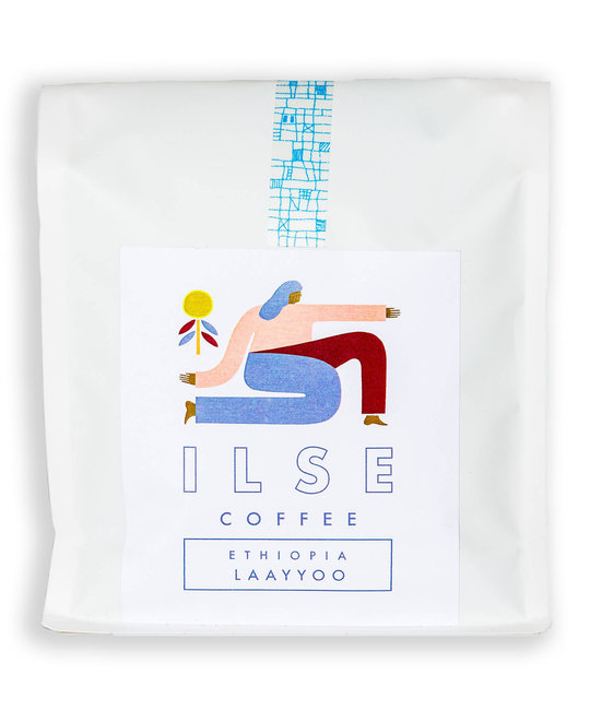 ILSE Coffee - ILSE Ilse Coffee - Laayyoo Ethiopia Coffee